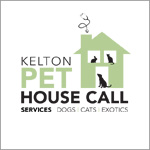 Kelton Pet House Call Logo