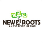 Proposed New Roots Landscaping Design Logo